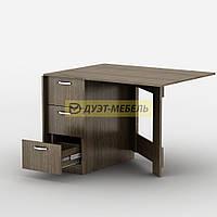 Стол-тумба с выдвижными ящиками РИО