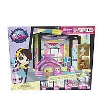 """Детский Игровой набор """"Детская Комната"""" Littlest Pet Shop Литл Пет Шоп hasbro"""