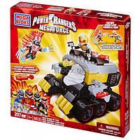 Конструктор Mega Bloks Power Rangers Megaforce Поединок Король роботов и Врак мега блокс
