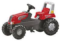 Трактор детский на педалях Rolly Toys 800254