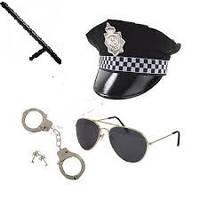 Набор карнавальный Полицейский