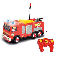 Игрушечная Машинка на пульте управления Пожарного Сэмана  Dickie
