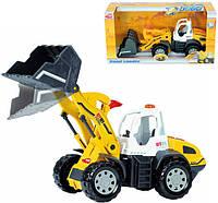 Машинка игрушка для мальчика детская Экскаватор Dickie