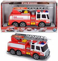 Машинка игрушечная для мальчика Пожарная функциональная Speed Champs Dickie