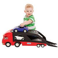 Машинка игрушечная для мальчика Автопогрузчик Little Tikes