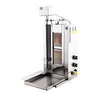 Аппарат для шаурмы газовый с приводом D14 LPG (загрузка до 30 кг) 2 горелки Remta (Турция)