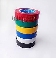 Изолента PVC 50м цветная, Киев