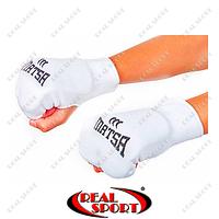 Накладки (перчатки) для каратэ (битки) Matsa MA-0009-W