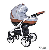 Дитяча коляска Coletto Savona Decor, фото 1
