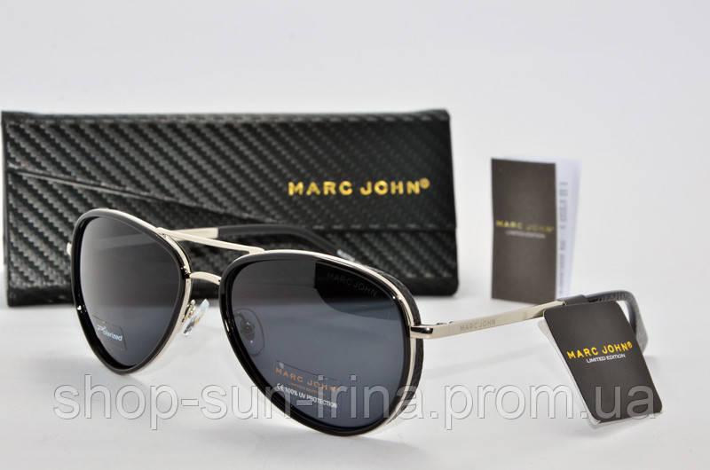 Солнцезащитные очки Marc John черные, цена 499 грн., купить в Киеве ... 39ade5978d5