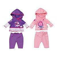 Одежда для куклы baby born Zapf CreationСпортивный костюм  Беби Борн
