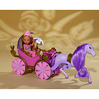 Кукла Evi в карете с лошадкой Simba Еви
