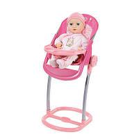 Стульчики для куклы Baby Annabell для кормления   Baby Born Zapf Creation Беби Борн