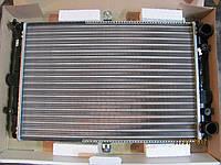 Радиатор охлаждения Ваз 2108, 2109, 21099, 2113, 2114, 2115 алюминиевый инжектор Лузар