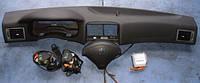 Торпедо комплект безопасности Airbeg (передняя панель, подушка пассажира в торпедо, подушка руля, блок управле