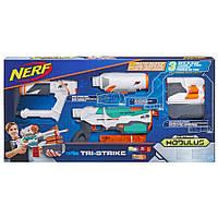 Nerf Нерф Модулус Три-Страйк (бластер)  B5577