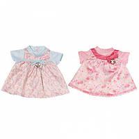Одежда для куклы анабель Zapf Creation baby born беби борн Летнее платье