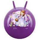 Мяч-кенгуру Принцесса София 59533