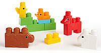 Детский Набор фигурок Mega Bloks Серия First Builders: Ферма мега блокс