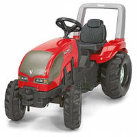 Детский Трактор Педальный New Holland Rolly Toys 36219