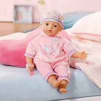 My Little Baby Born Zapf Creation Кукла с Соской Нежная кроха (32 см) беби бон