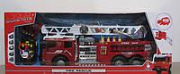 Машинка игрушечная для мальчика  Пожарная на дистанционном управлении Dickie