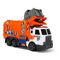 Детская игрушечная машинка для мальчика Мусоровоз Dickie