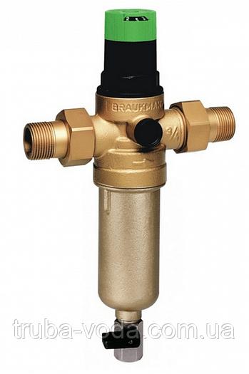 """Фильтр промывной Honeywell FK06 1/2"""" AAM с клапаном"""