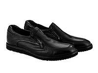 Туфли кожаные большого размера