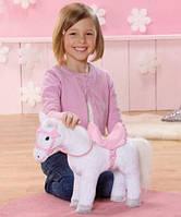 Интерактивная лошадка для куклы Baby Born Zapf Creation Бейби Борн