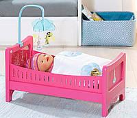 Кроватка baby born Zapf Creation  Интерактивная Радужные сны