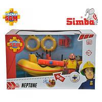 Детская игрушка Лодка Пожарного Сэма Simba