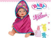 Zapf Creation Baby born Бэби Борн Набор для купания куклы
