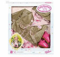 Одежда Baby Annabell Zapf Creation  Baby Born Одежда демисезонная для куклы беби бон