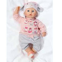 Одежда Baby Annabell Zapf Creation  Baby Born Для прогулки - С барашками для куклы беби бон