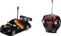 Cars Детская Машина на радиоуправлении для мальчика Max Schnell Dickie Toys Макс Шнель