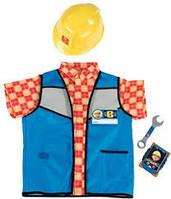 Костюм строителя для мальчика Боб строитель Smoby Bob The Builder