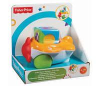 "Детский Самолет игрушка из серии ""Волшебные кубики"" Fisher-Price фишер прайс"