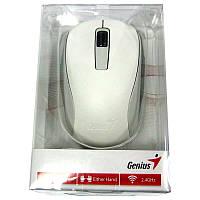 Беспроводная мышка Genius NX-7005 белая, USB