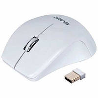 Беспроводная мышка Sven RX-610W (white) USB,1200dpi