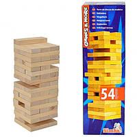 Настольная игра Simba Дженьга,деревянная башня  6125033