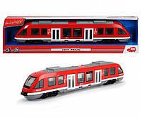Игрушка детская Городской поезд Dickie 1:43 45 см