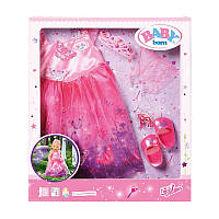 Zapf Creation Baby born  Бэби Борн Одежда для куклы Сказочная принцесса