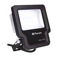 Светодиодный прожектор Feron 10W LL-410