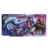 Блочный лук для девочек Nerf Rebelle Hasbro B1696