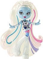 Виниловая кукла фигурка  Monster High  Abbey Bominable  монстр хай