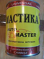 Мастика битумная 0,9 кг auto master