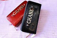Кошелек Шанель Красный , черный