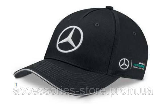 Бейсболка HAMILTON, Mercedes AMG PETRONAS Cap
