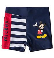 """Детские плавки для мальчика  """"Mickey Mouse""""  9-12 месяцев"""